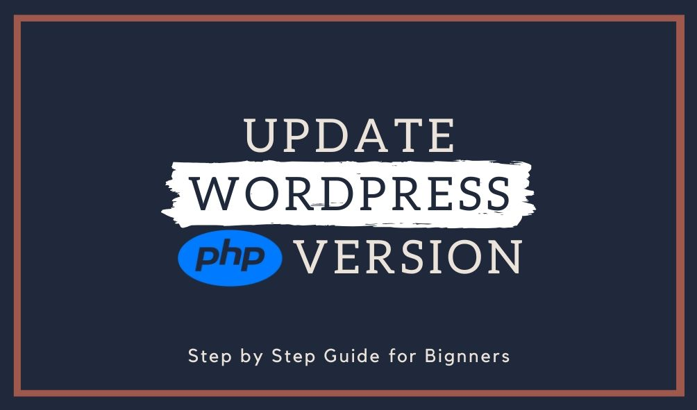 Update WordPress PHP